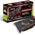 4GB ASUS EX-GTX1050TI- 4GB DDR5