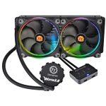 FAN CPU WATER 3.0 Floe Riing 240 RGB (CL-W157-PL12SW-A)